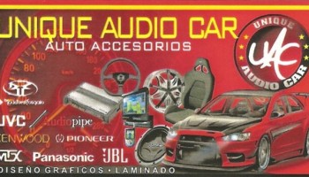 Unique Audio Car Auto Accesorios