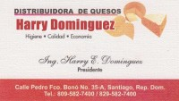 Distribuidora de Quesos Harry Dominguez
