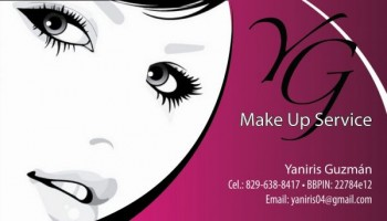 YG Make Up Services