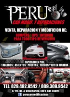 Peru Car Modificaciones