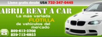 Abril Rent a Car